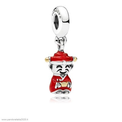 Offerte Pandora Online Fortune And Luck Hanging Charm