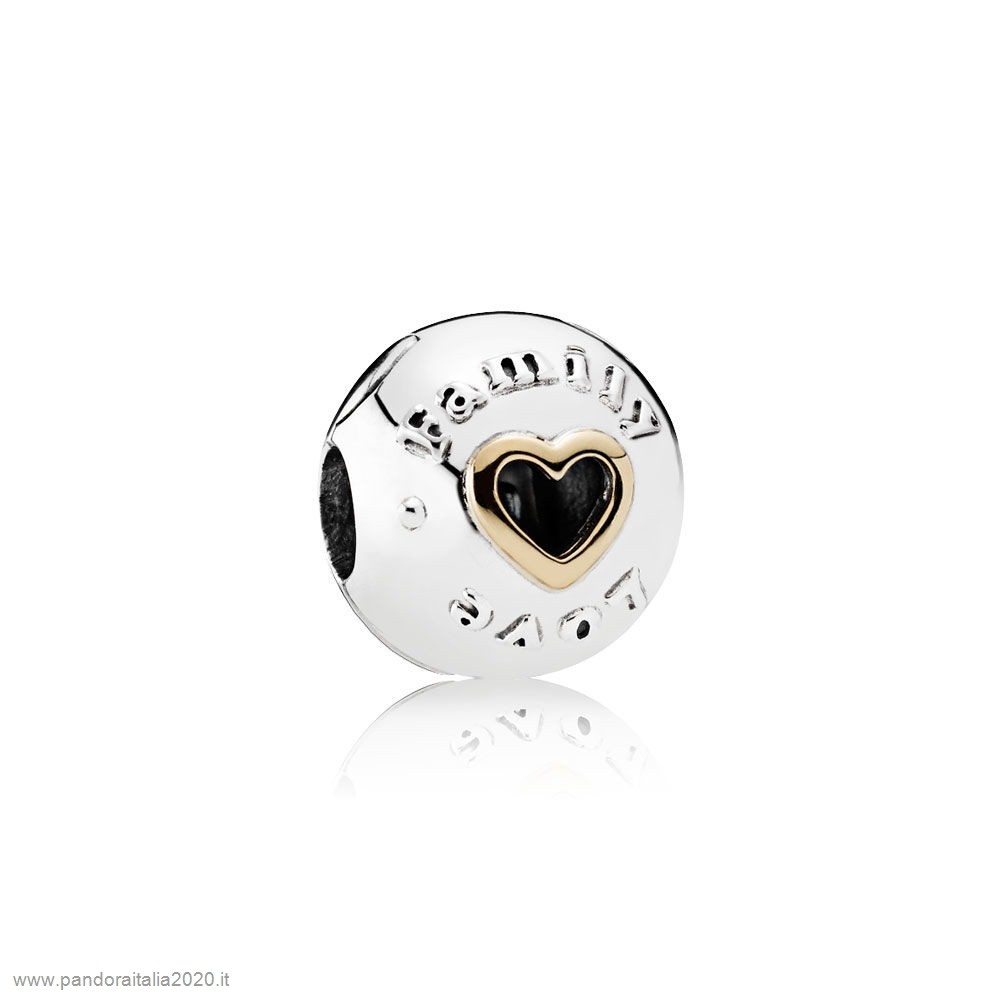 Offerte Pandora Online Scintillante Paves Charms Amore Clip